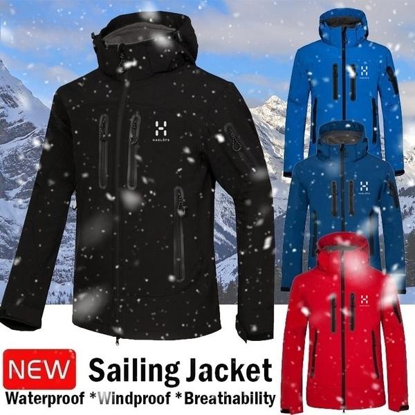 warmjacket, Fashion, Waterproof, Men