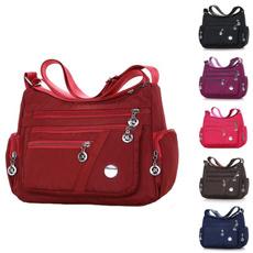 Shoulder Bags, Fashion, Waterproof, lights