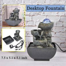 decoration, Elegant, waterfountain, tabletopdecoration