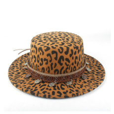 Fedora Hats, Fedora, Mens Accessories, leopard print