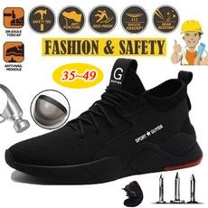 Steel, safetyshoe, Fiber, workshoe