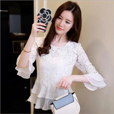 Fashion, Tops & Blouses, Shirt, Office
