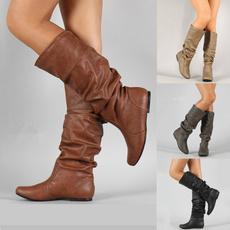 Fashion, Knee High Boots, Women's Fashion, Shoes