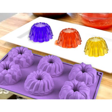 party, Flowers, siliconebakewaremold, forsoap