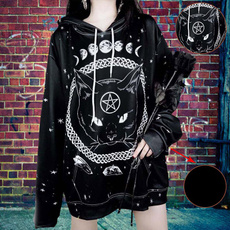 Goth, Fashion, witchcraft, Long Sleeve