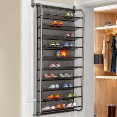 shoeorganizer, wallmounted, Door, Closet