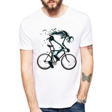 summercasualunisex, Fashion, Bicycle, Skeleton