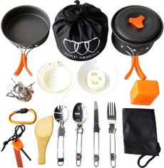 Compact, Kitchen & Dining, cookset, gear
