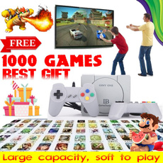 Mini, Playstation, Video Games, Console
