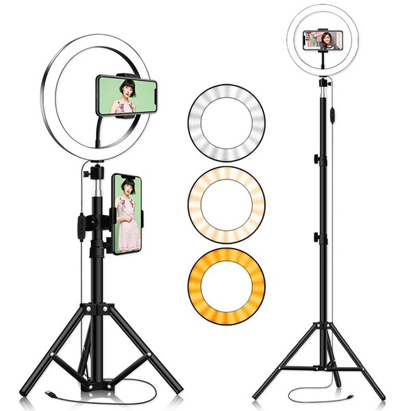 luzparaselfie, led, Jewelry, ringlightwithstand