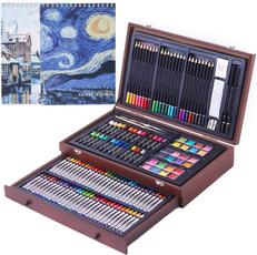 pencil, art, Pastels, Wooden