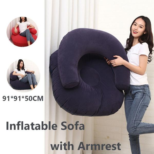 Foldable, beanbag, Sofas, Inflatable