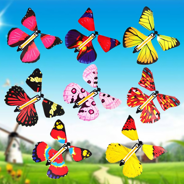 butterfly, Toy, Magic, Gifts