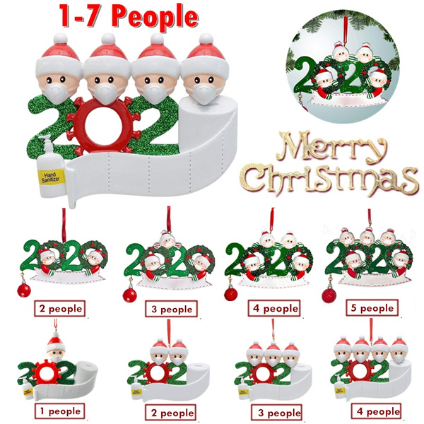 santaclausepattern, Family, christmaspendant, people