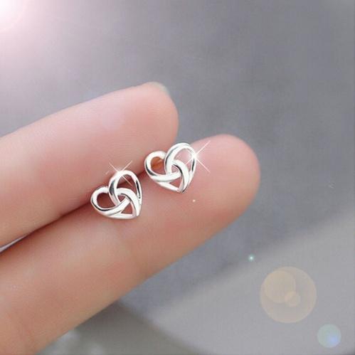 Heart, heart earrings, Earring, Jewelery
