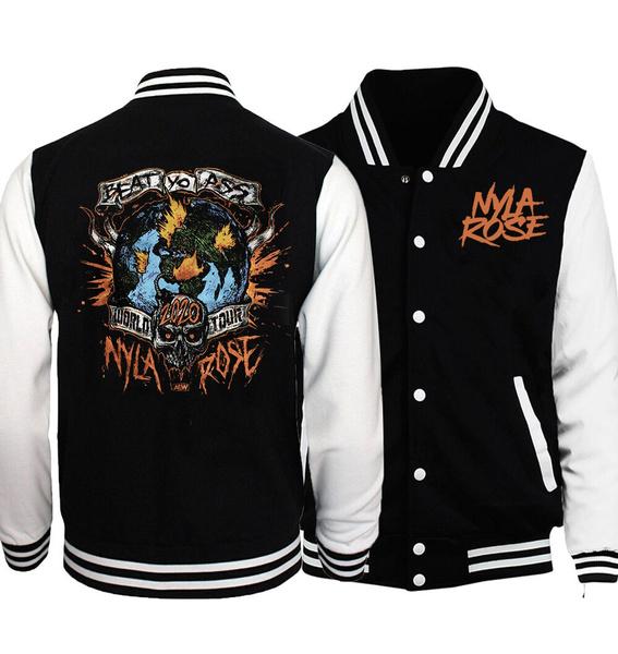 Jacket, Fashion, wrestler, aew