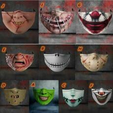 horrifymask, faceshiled, halloweenfacemask, Funny