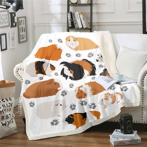 cute, Fleece, manta, Home Decor