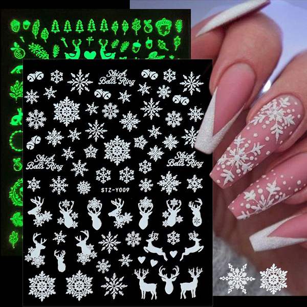 nail decals, art, Lace, Beauty