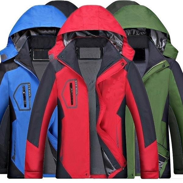 Casual Jackets, mountaineeringjacket, Fashion, hoodedjacket