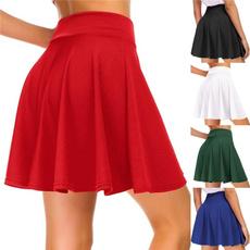 plussizeskirt, Skater Skirt, shortswomensskirt, fitnessskirt