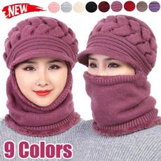 Fashion, crochethat, christmasgiftsformom, knitted hat
