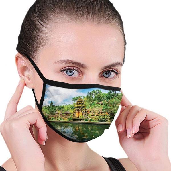 earloopmask, Exotic, Outdoor, blackmask