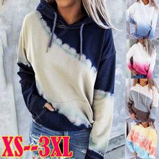 womens plus size hoodies, moletonfeminino, pullover hoodie, Long sleeved