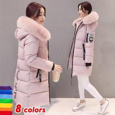 Down Jacket, Fashion, fur, Winter