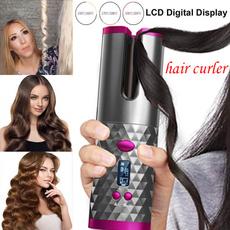Hair Curlers, curlershairstylertool, Beauty, Tool