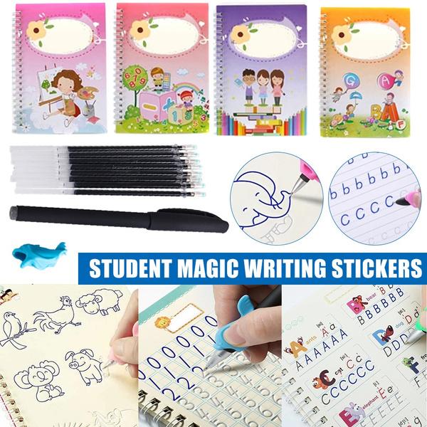 Magic, magiccalligraphyhandwritingcopybook, learncalligraphic, Gifts