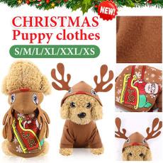 Fashion, christmaspetclothe, Dog Clothes, Dogs