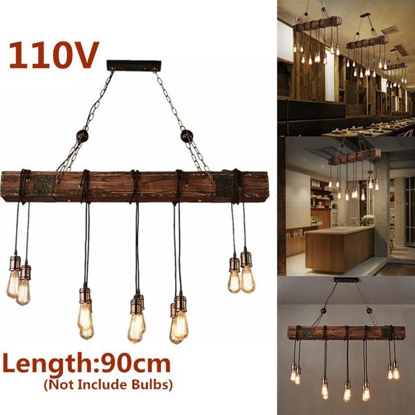 Wood, pendantlight, Jewelry, lights