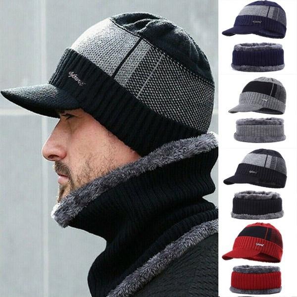 Warm Hat, Fleece, Fashion, knit