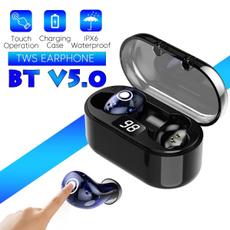 Headphones, touchcontrol, Ear Bud, wirelessearphone
