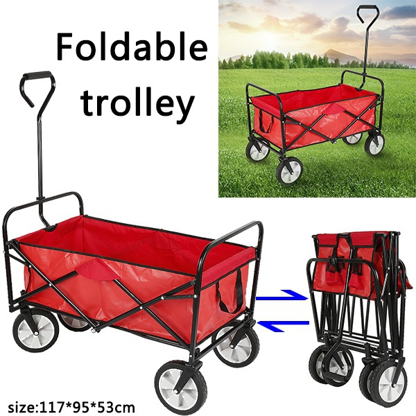 trolley, Foldable, Garden, pullalongwagon