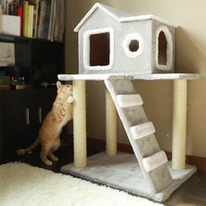 Home & Living, house, cattree, Kitty