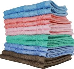 washcloth, Towels, Bathroom, cottonwashcloth