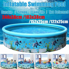 poolswithpump, Family, inflatableswimmingpool, Inflatable