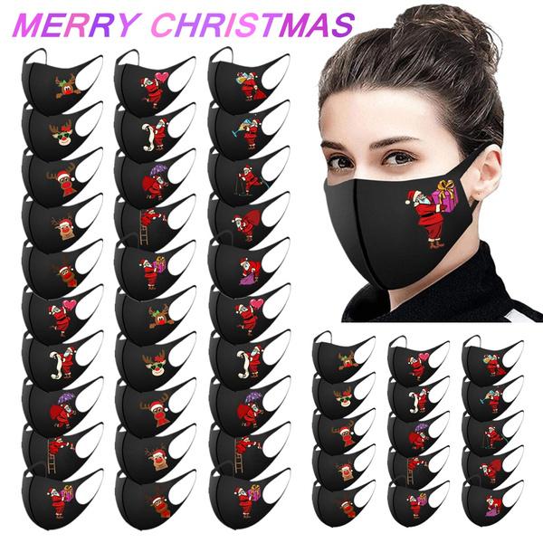 silk, coronavirusmask, Christmas, adultmask