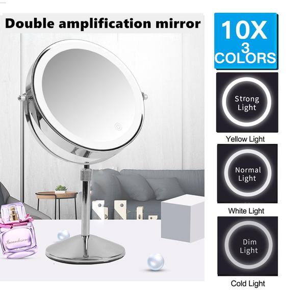 Makeup Mirrors, Touch Screen, liftadjustment, usb