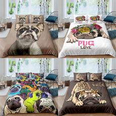 Kawaii, cute, pillowcasebeddingset, Home Decor