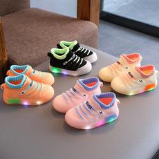 kids, Sneakers, Sport, led