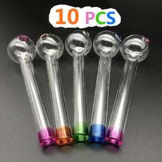 Mini, oilburnerpipe, Colorful, glassoilburnerpipe