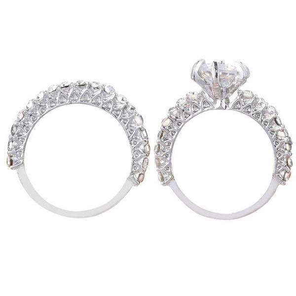 Couple Rings, bridejewelry, Fashion, Women Ring