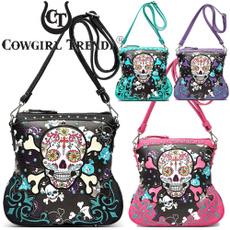 Fashion, skull, Spring, punk