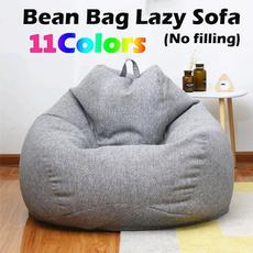 beanbagcover, loungerlinenprotector, puffsofa, couchcover