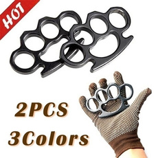 Brass, knucklesweapon, Jewelry, unisex