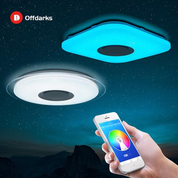 smartledlight, led, ceilinglightfixture, Modern