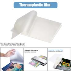 plasticpaperlaminatorsheet, officeequipmentsupplie, thermalslaminating, thermalslaminatingsheet